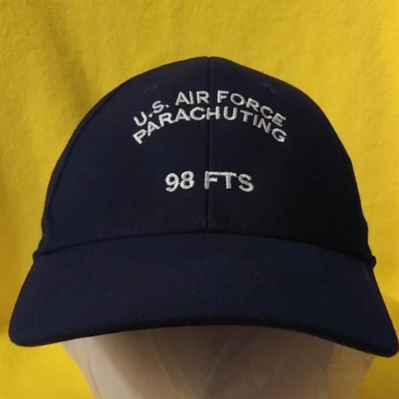 98th Flying Training Squadron USAF Parachuting Hat